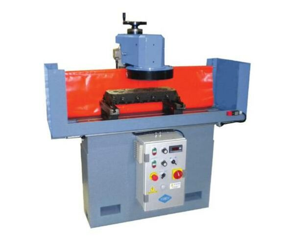 Planschleifmaschine der Marke Comec, Modell RP850