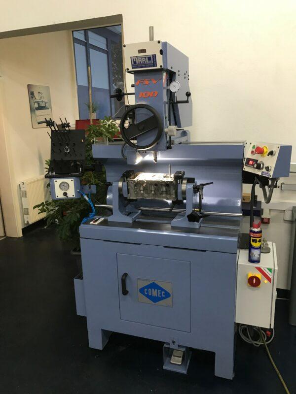 FSV100 in Maschinenhalle