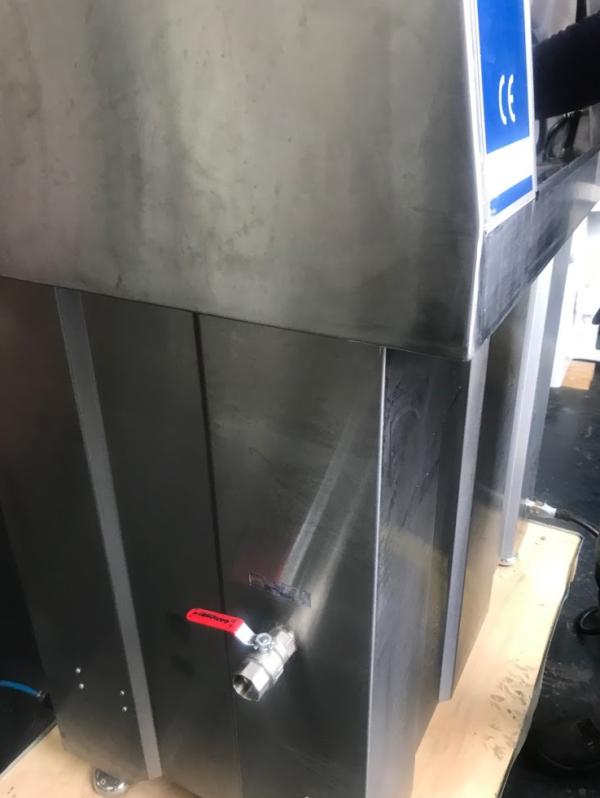 Hochdrucksprühkabine